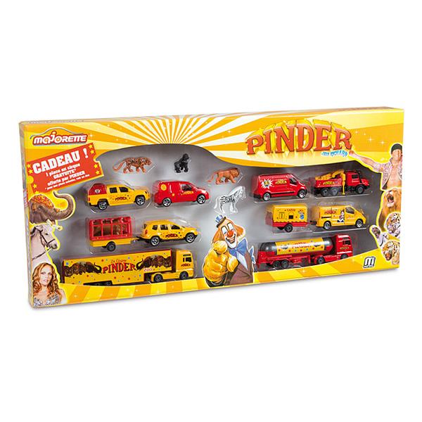 Pinder Gift JouetLes Majorette 8 VéhiculesKing Pack W2Y9eHIDEb