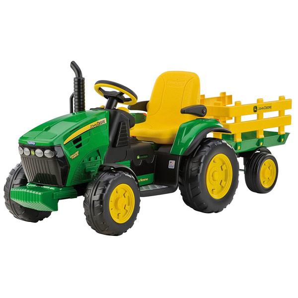 Tracteur John deere ground force 12V