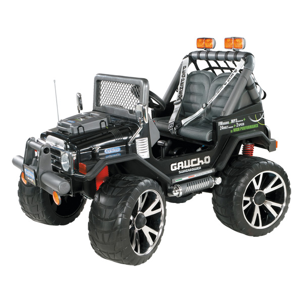 Gaucho 4x4 Superpower 24 volts