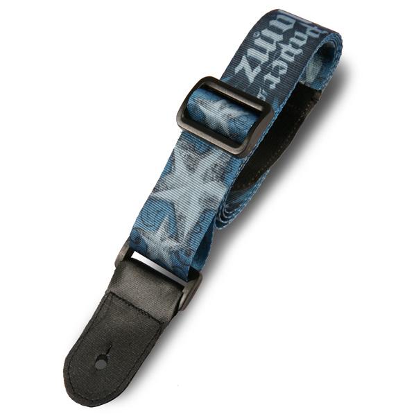 Sangle pour guitare Paper Jamz - Bleue