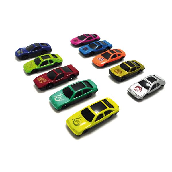 Lot de 10 voitures