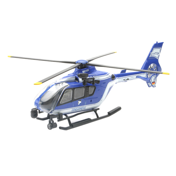 Hélicoptère Eurocopter EC135 Gendarmerie