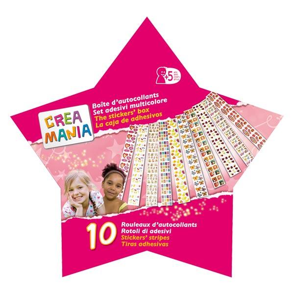 Coffret étoile Stickers