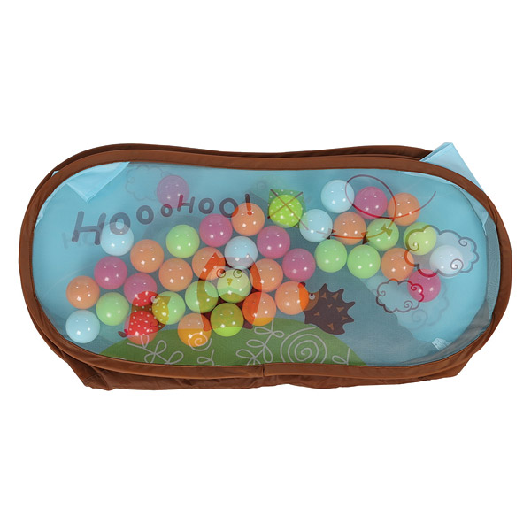 Aire de jeux à balles Pop-up Chouette