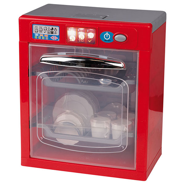 Lave-vaisselle électronique