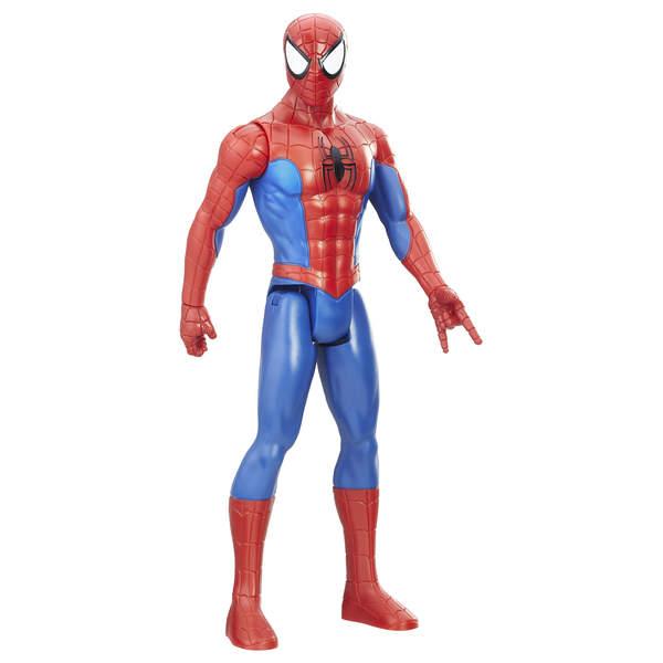 Avengers-Figurine Spiderman 30 cm Titan Hero Power FX