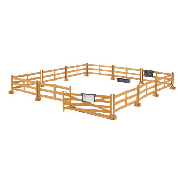 Barrières Marrons - Enclos pour Animaux