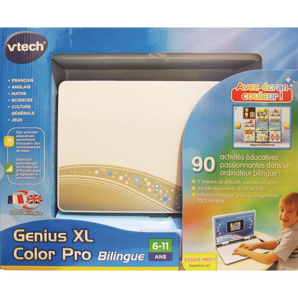Ordinateur Genius XL Color Pro Bilingue Silver