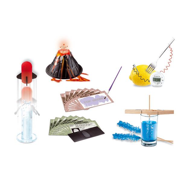 Kit sciences en cuisine