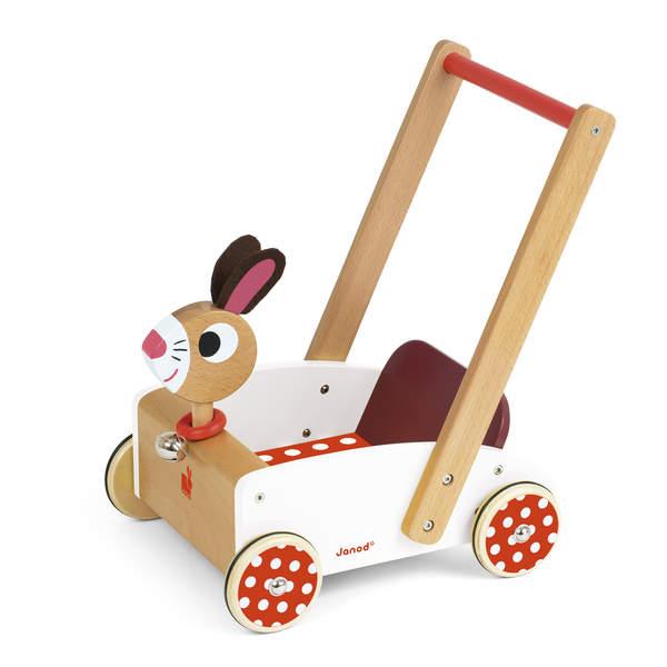 Chariot Crazy Rabbit