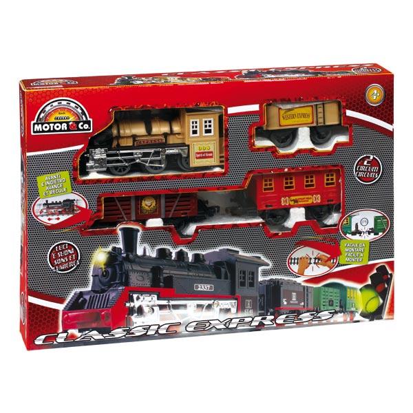 Circuit Train Classique Assortiment