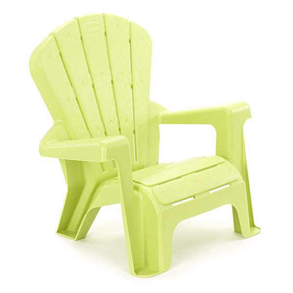Chaise De Jardin Verte Little Tikes King Jouet Maisons Tentes Et
