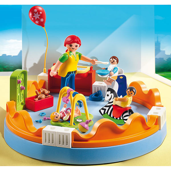 City Life Playmobil Avec Bébés Espace 5570 Crèche E9H2YIeWDb