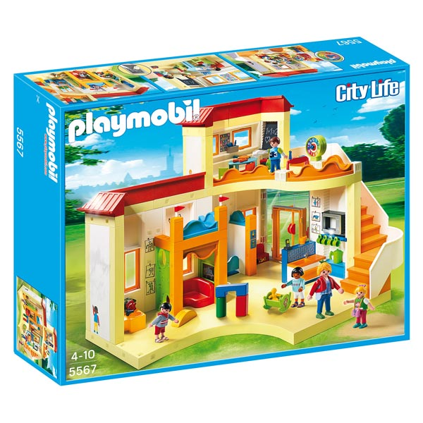5567-Garderie - Playmobil City