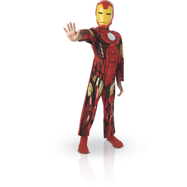 Déguisement Iron Man taille 5/6 ans