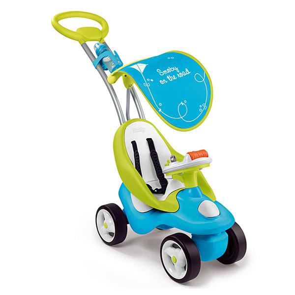 Porteur enfant evolutif 2 en 1 bubble go - bleu