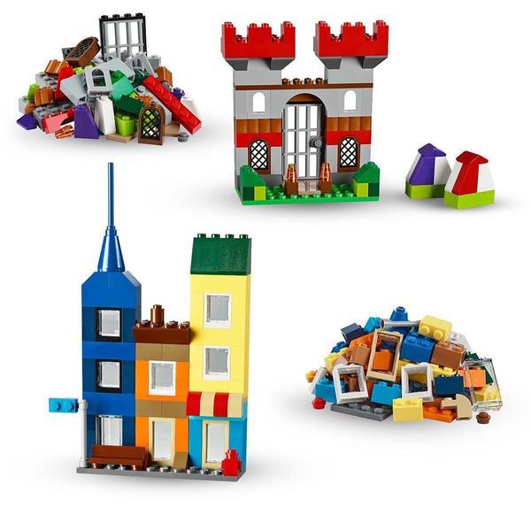 10698-Boîte de briques créatives deluxe LEGO Classic