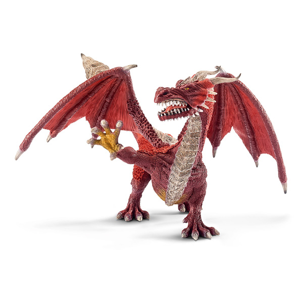 Dragon Guerrier