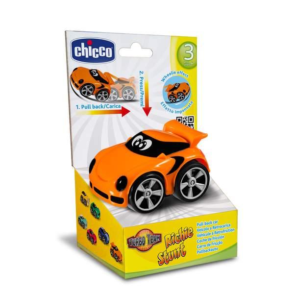 Turbo Touch Richie Stunt orange