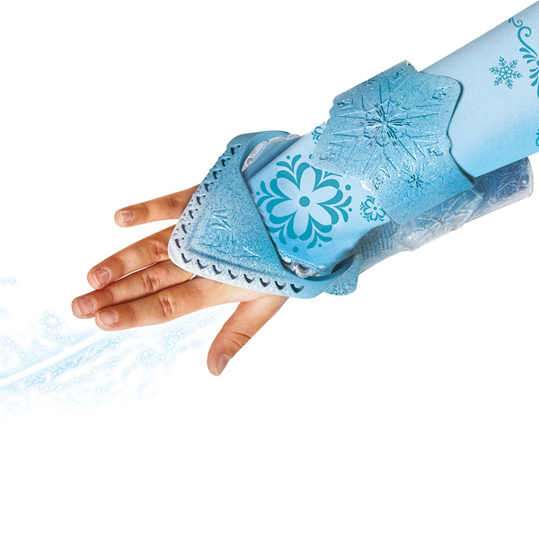 Reine des Neiges gant magic Elsa
