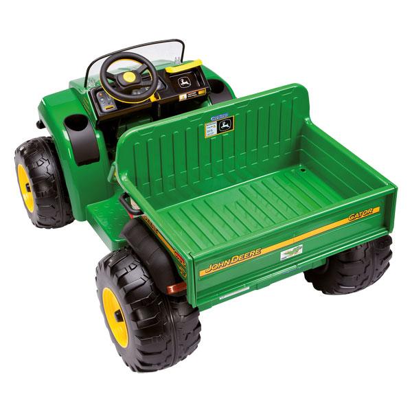 Tracteur Gator HPX John Deere 12V