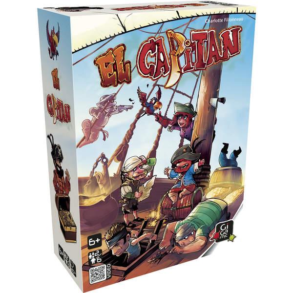 Jeu El Capitan