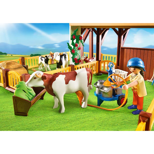 6120-Playmobil Country-Grande Ferme