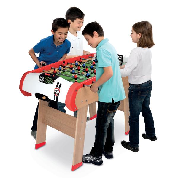 Baby foot powerplay 4 jeux en 1
