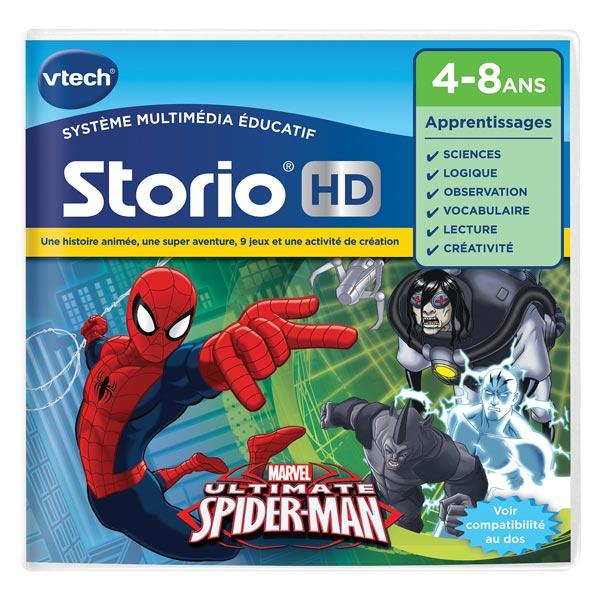 Jeu Storio HD- Spiderman