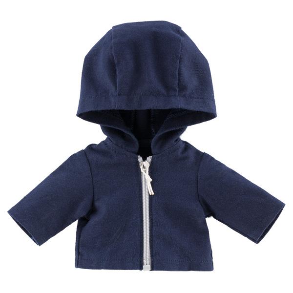 Veste à capuche pour poupée