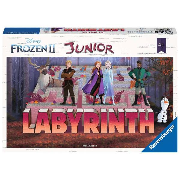 Labyrinthe junior la Reine des neiges