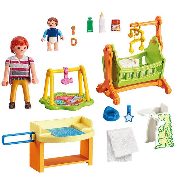 5304-Chambre de bébé - Playmobil Dollhouse Playmobil : King Jouet ...