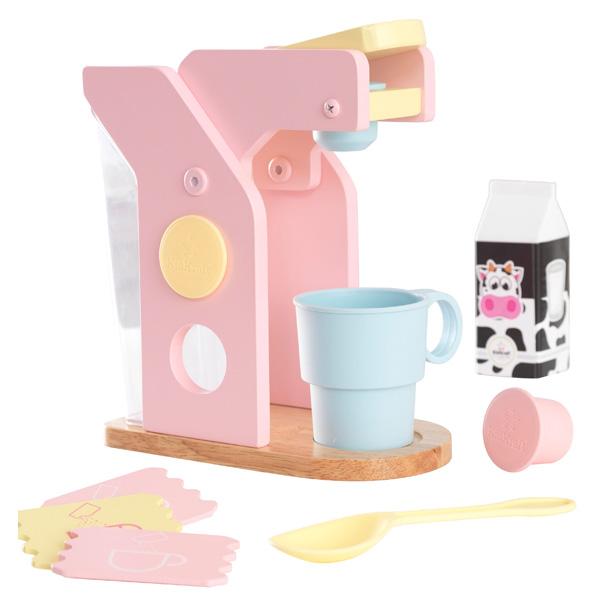 Set Machine à Café Pastel
