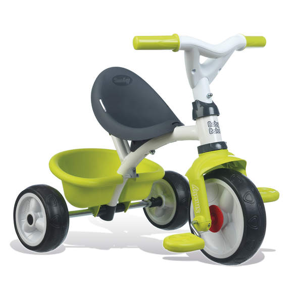 Baby Libre Vert Avec Tricycle Roues 2 Evolutif Balade Roue Dispositif Silencieuses lTFKcJ1
