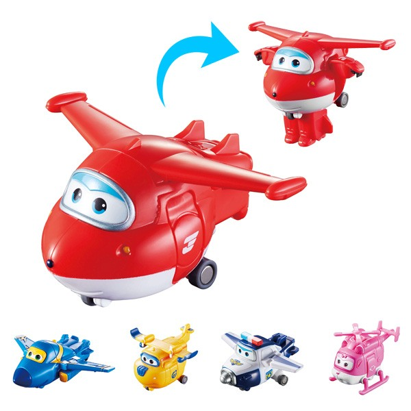 f209953f77ae3 Avion transformable Super Wings Auldey   King Jouet