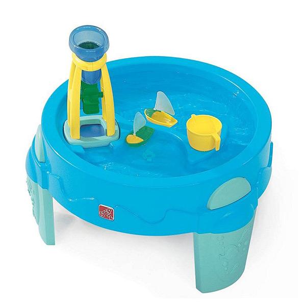 Bac à eau avec moulin