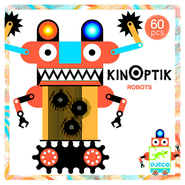 Jeu Kinoptik robots