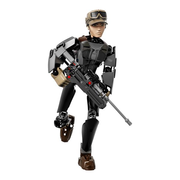 75119-Lego Star Wars sergent Jyn Erso