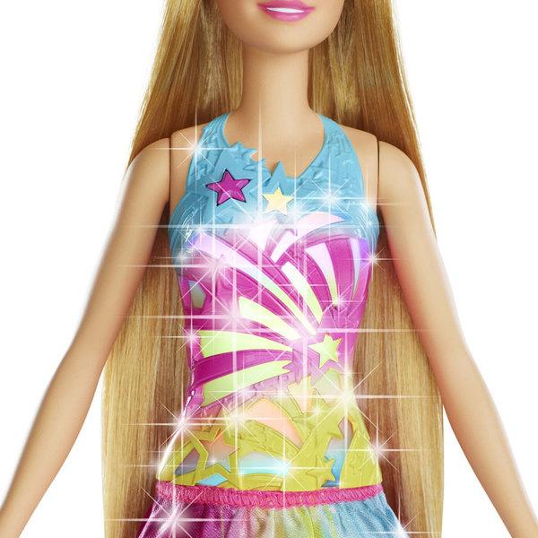 Barbie Dreamtopia-Princesse arc-en-ciel sons et limières
