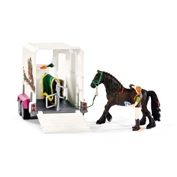 Pick-up avec remorque pour cheval Horse Club