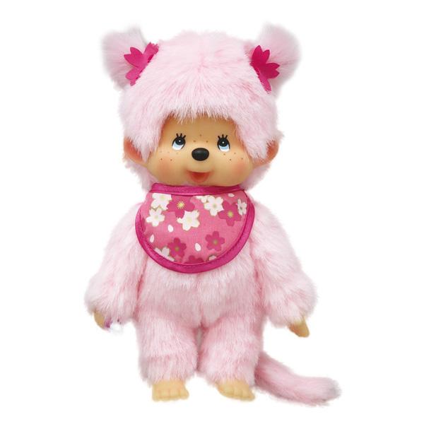 Peluche Monchhichi Pinky