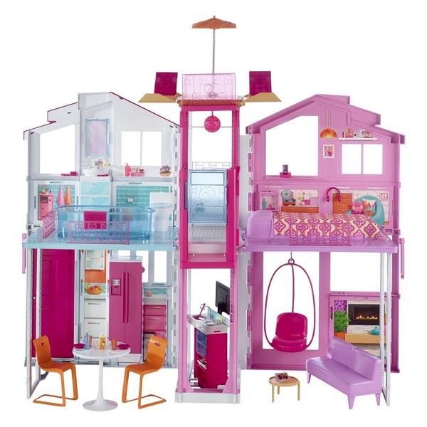 Barbie Luxe Mannequin MattelKing De Maison JouetPoupées H9ED2I