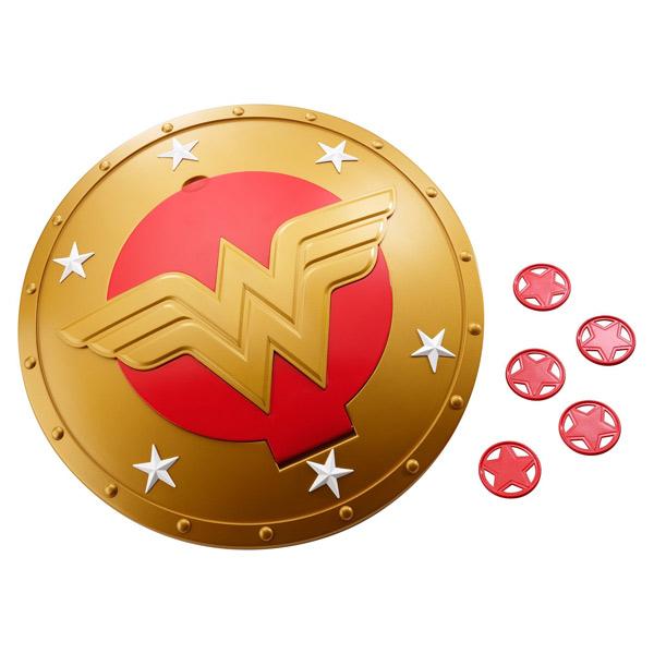 DC Super Hero Girl-Bouclier de Wonder Woman
