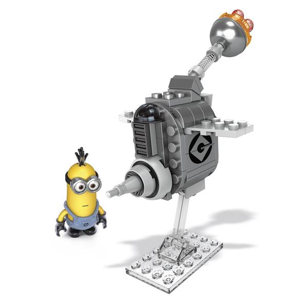 Minions - Avion miniaturisé