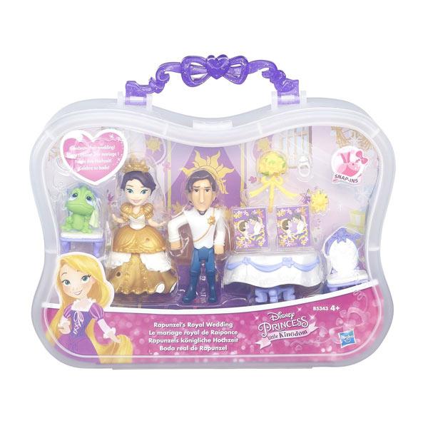 Mini-poupées princesses instants magiques - Disney Princesses