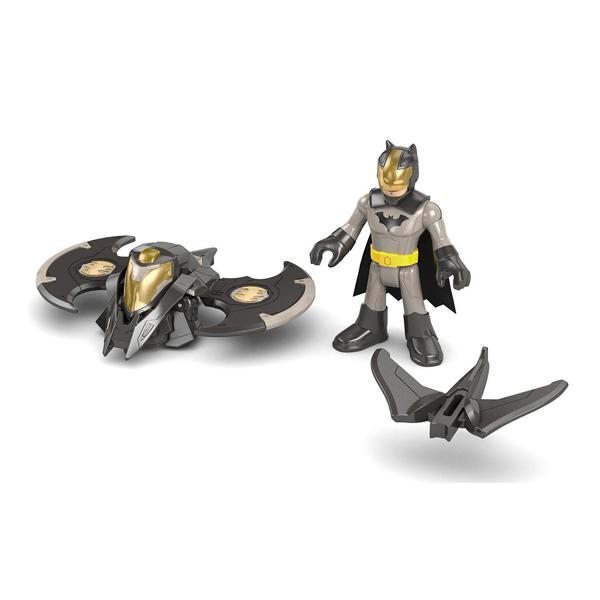 Figurine Batman vs Superman 2 en 1