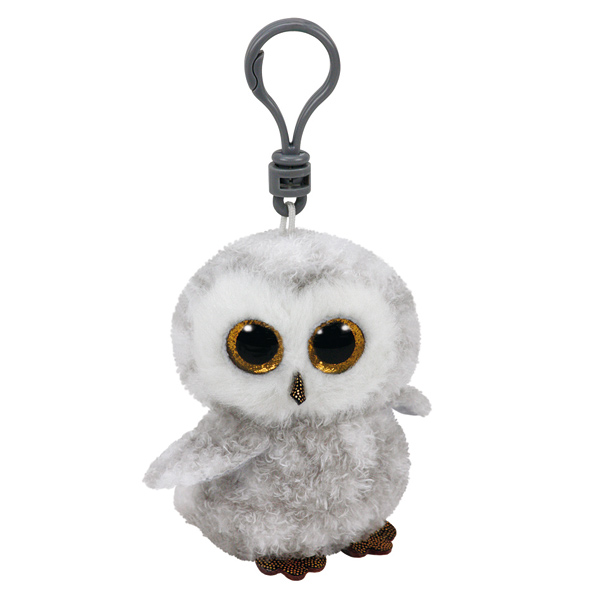 Porte clés Beanie boo's owlette le hibou