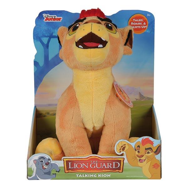 Peluche Kion Parlante La Garde du Roi Lion Simba