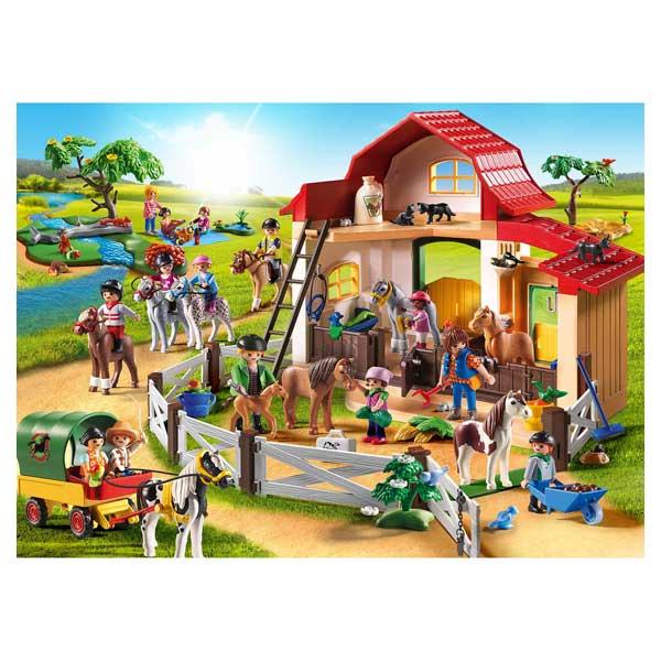 ClubKing 6927 Poney Playmobil Jouet Country hdsxrCQt