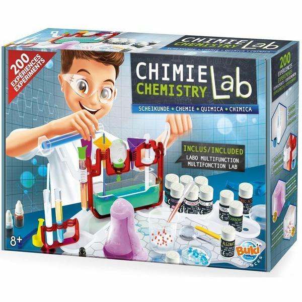Chimie Lab 200 expériences